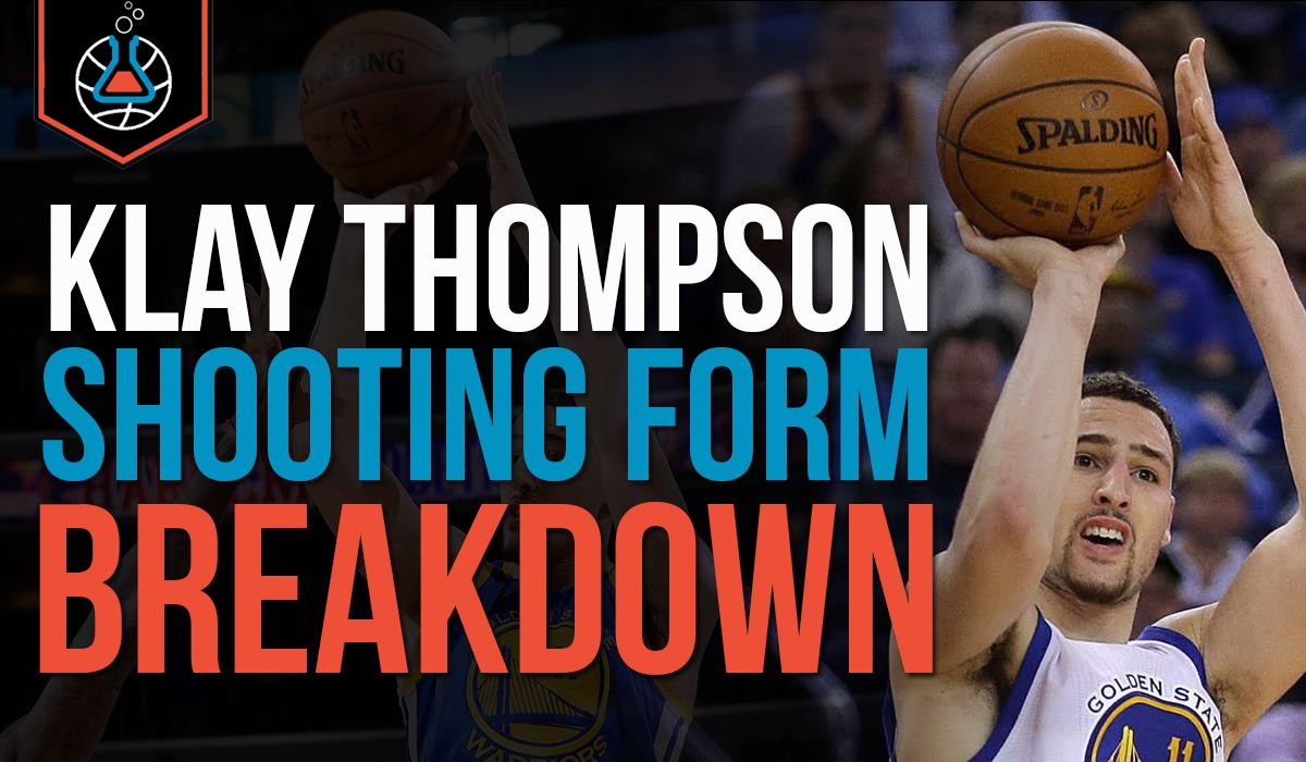 Klay Thompson Shooting Form: How To Shoot Like Klay Thompson ...